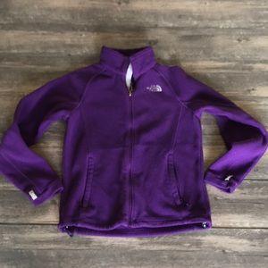 Jackets & Blazers - Purple North Face